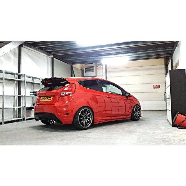 Ford Fiesta Ford Fiesta Modified Ford Fiesta Zetec S Ford Fiesta St