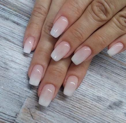 Nails Gel Natural Ombre 65+ Ideas