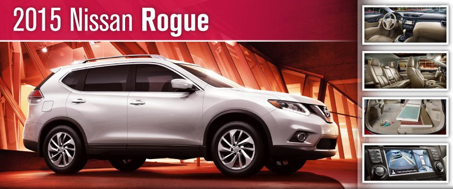 2016 Nissan Rogue Nissan Rogue Crossover Suv