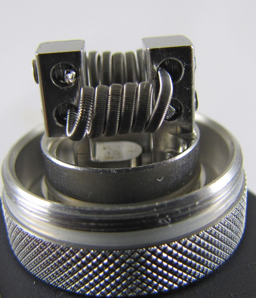 fused claptons in Aromamizer | Gauges and Smooth