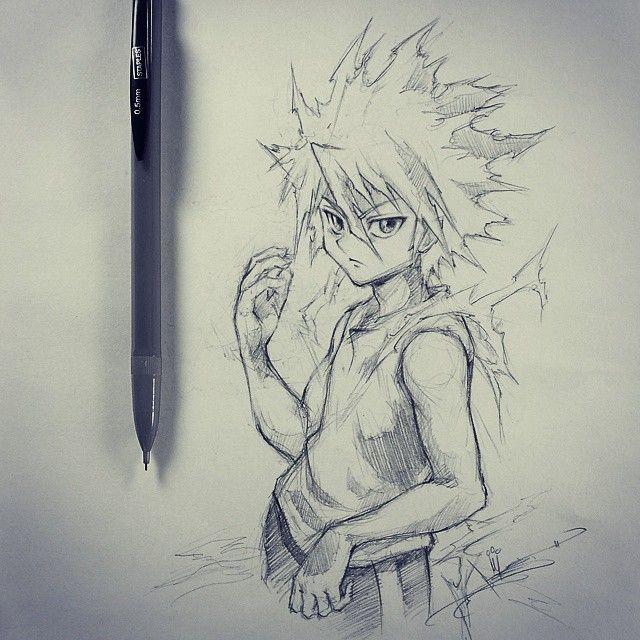 Hisoka Hunter X Hunter Com Imagens Desenhos