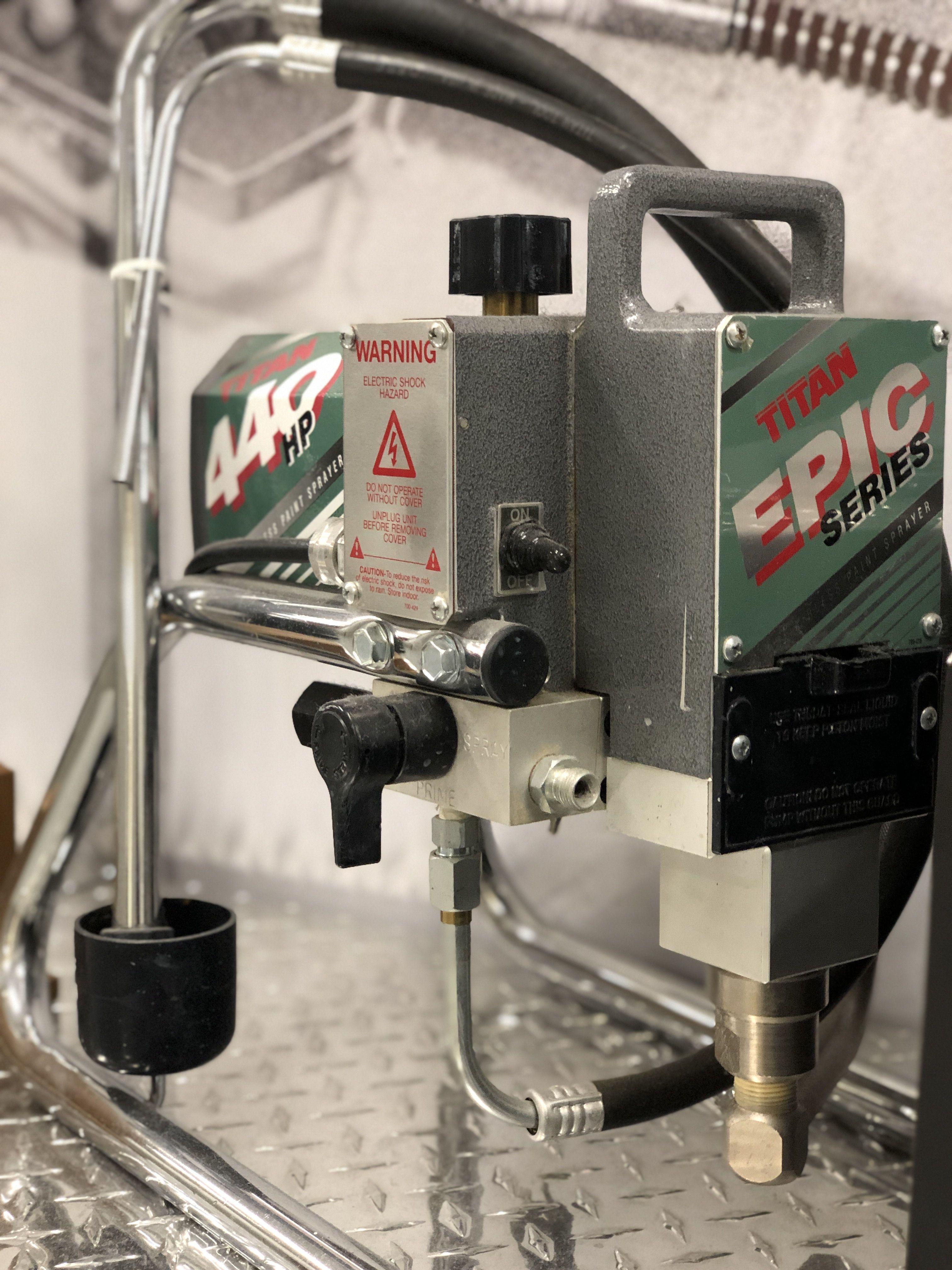 Antique airless sprayers in 2020 sprayers paint sprayer