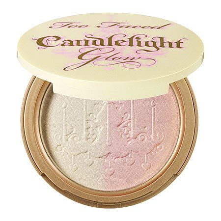 Sephora: Candlelight Glow Highlighting Powder Duo : luminizer-face-makeup
