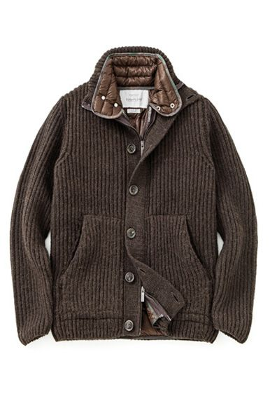 Trend W13, Knitwear+Goose Down