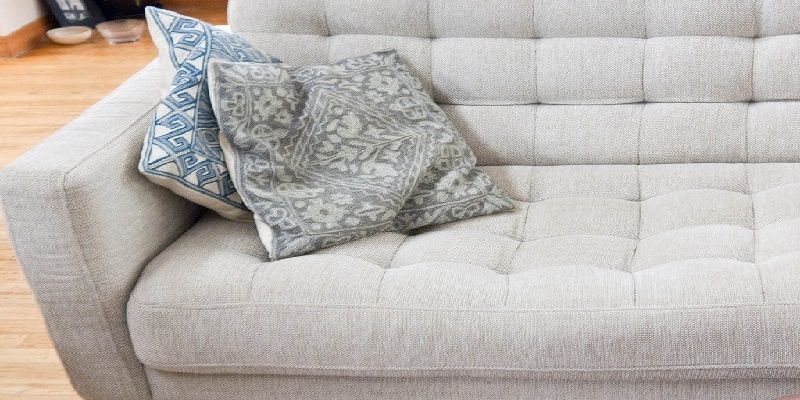 Refresh Your Fabric Couch With This Diy Cleaning Method Clean Sofa Clean Couch Diy Cleaning Products