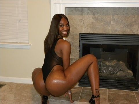 Black big ass ebony