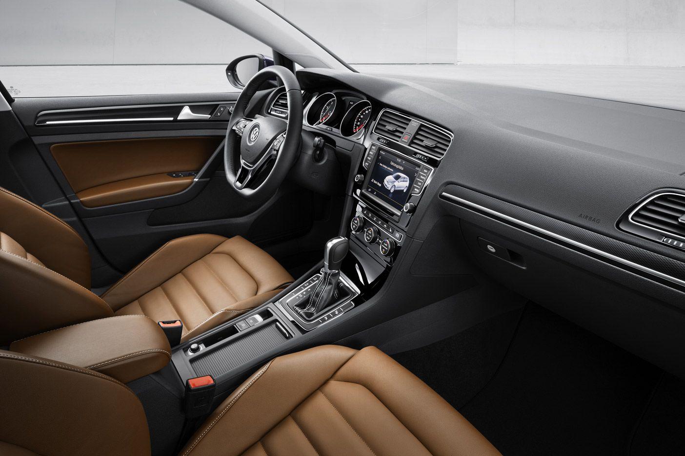 Volkswagen Golf 7 - Interior. | Cars | Pinterest