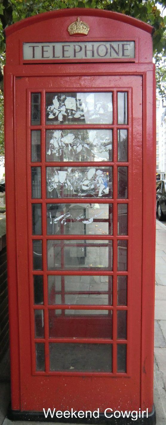 Telephone Booth London Telephone Booth London