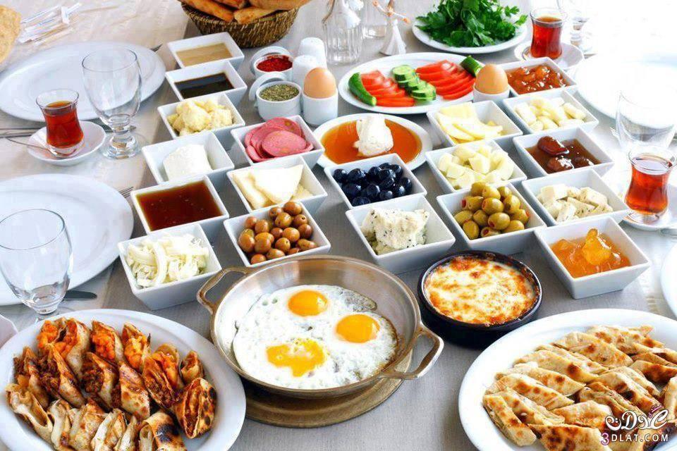 Breakfast In Turkish Way D Turkisches Essen Turkisches Fruhstuck Rezepte