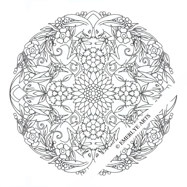 cynthia coloring pages - photo#47