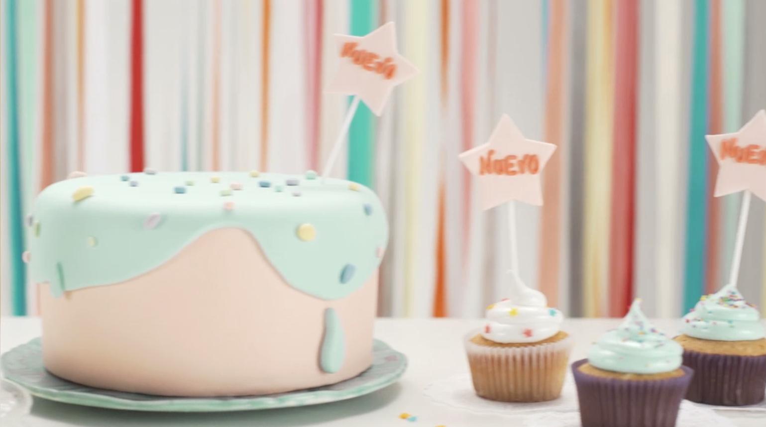 Maizena se renovó para ser parte de la nueva pastelería y acompañar a las nietas con sus tortas fondant, alfajorcitos y cupcakes.
