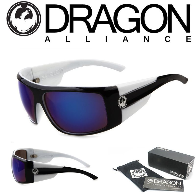 mens sport sunglasses brands  nice Dragon 912 SHIELD Sun Glasses For Men Motocross Goggles ...