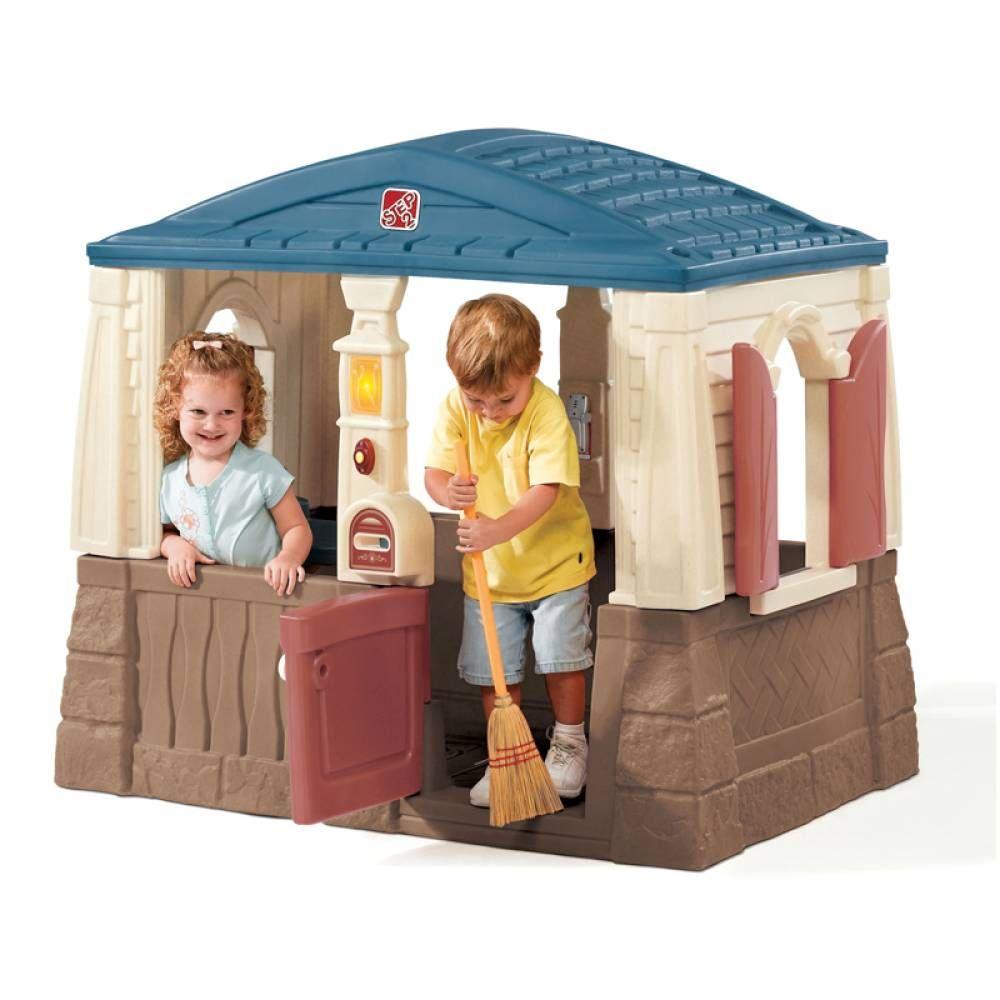 Compra De Casita Step2 Neat Tidy Cottage Al Mejor Precio Walmart Tienda En Línea Play Houses Childrens Playhouse Kids Playhouse