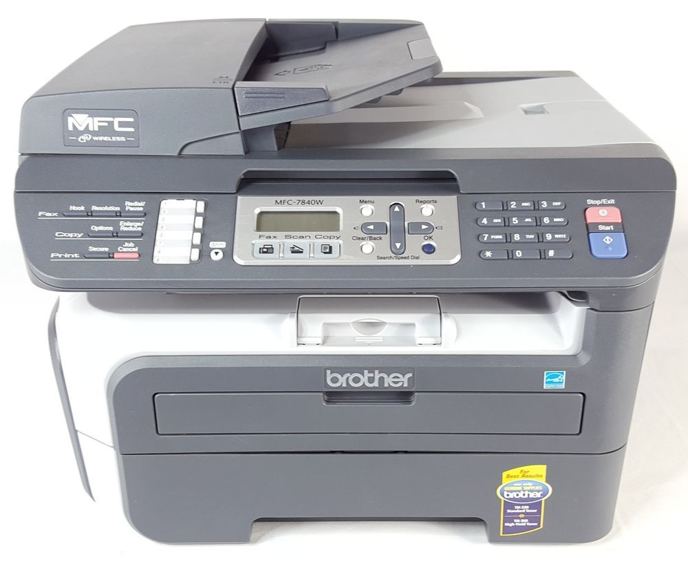 BROTHER MFC-7840W SCANNER DRIVERS WINDOWS 7 (2019)