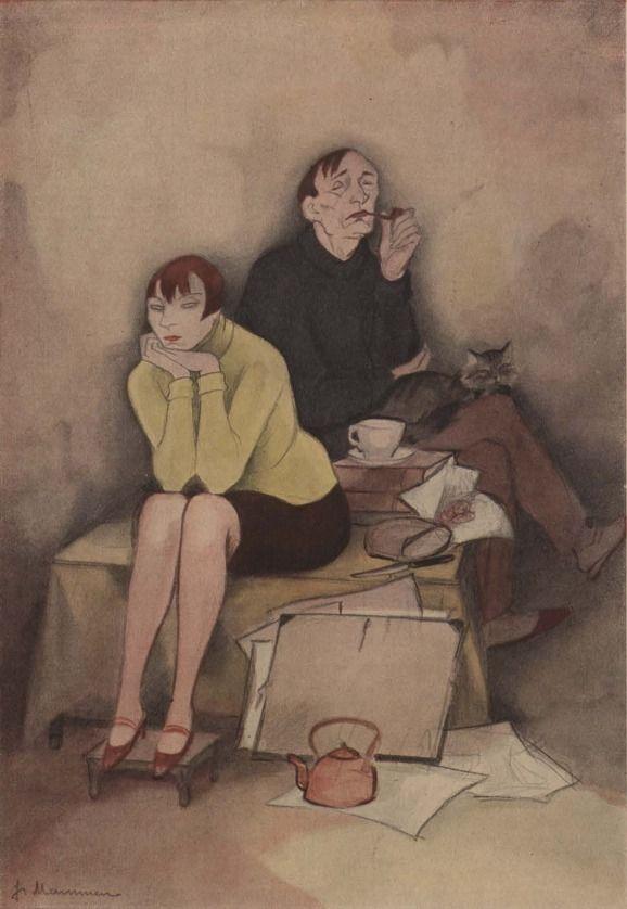 Ottobre 1928, Das Wunder (The Wonder), Simplicissimus.