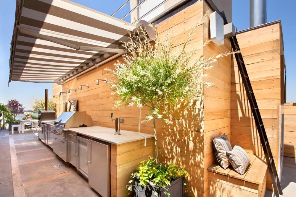 Heidi Klum Rents Chic Nyc Apartment For The Summer Selling House Greenhouse Plans Outdoor Rooms