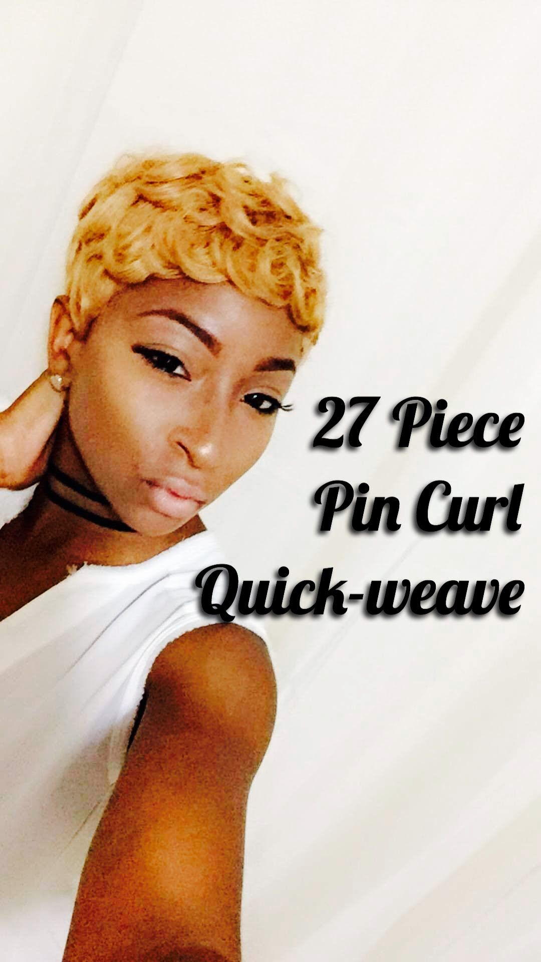 27 piece pin curl quick weave - youtube   hair love in 2019