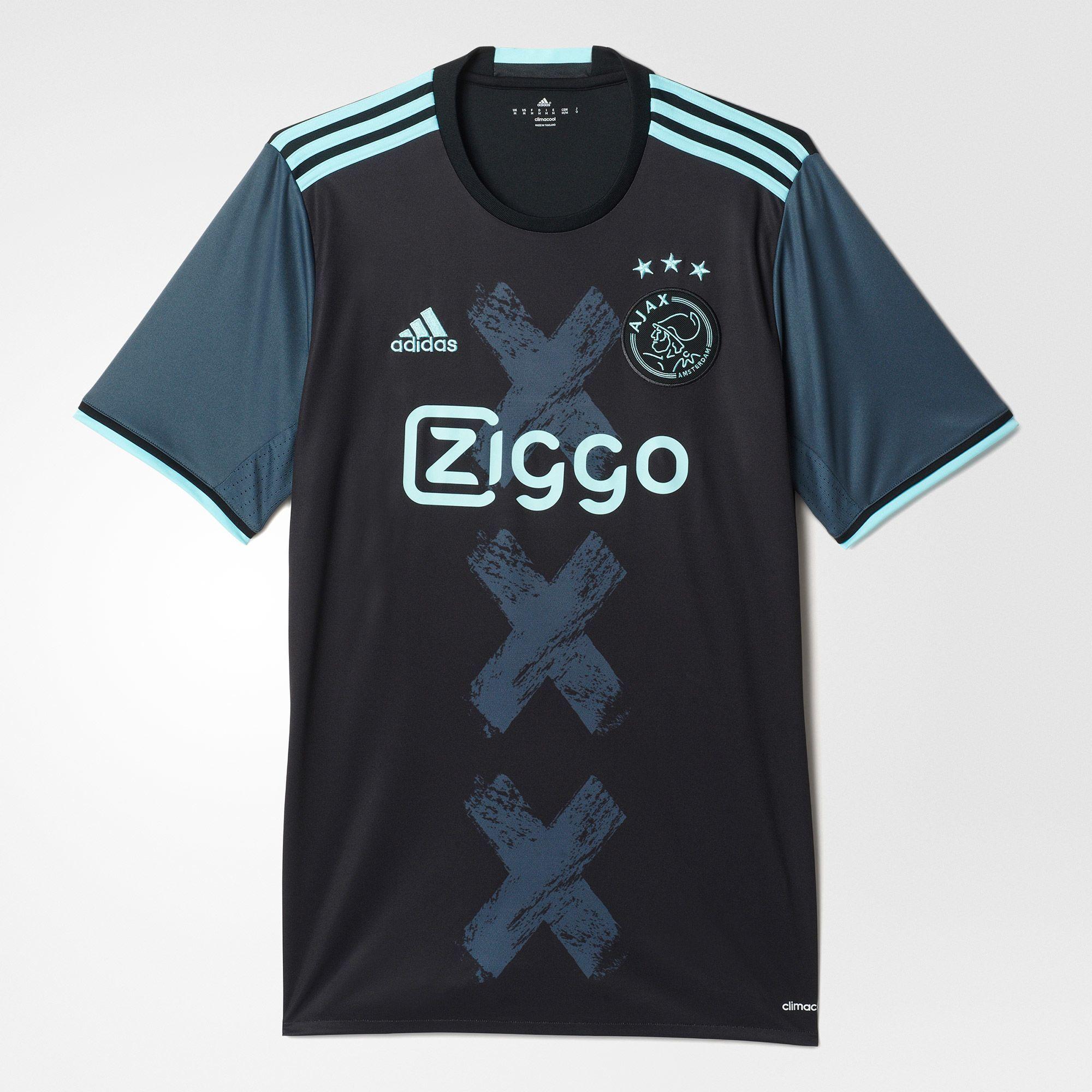 73f5a8499 Ajax 2016 17 Away Jersey