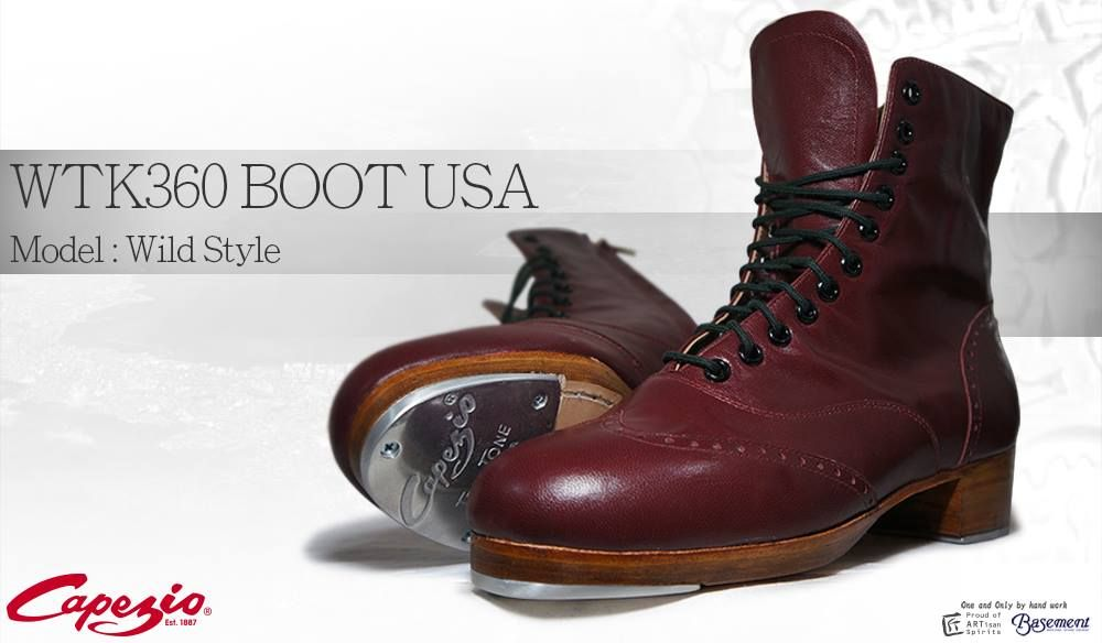 1ddeab3bb WTK360 Boot USA Wild Style shoes