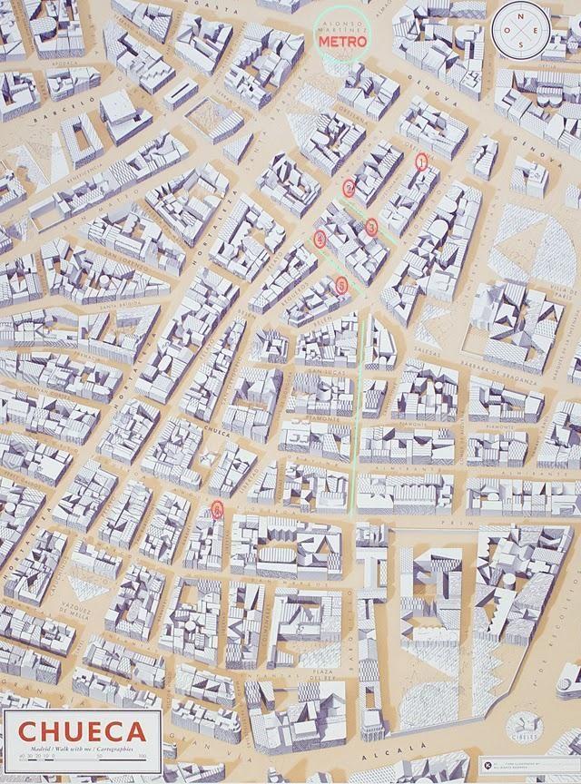 Barrio Chueca Madrid Mapa.Do Concept Store Madrid Madrid Mapas Lugares Para