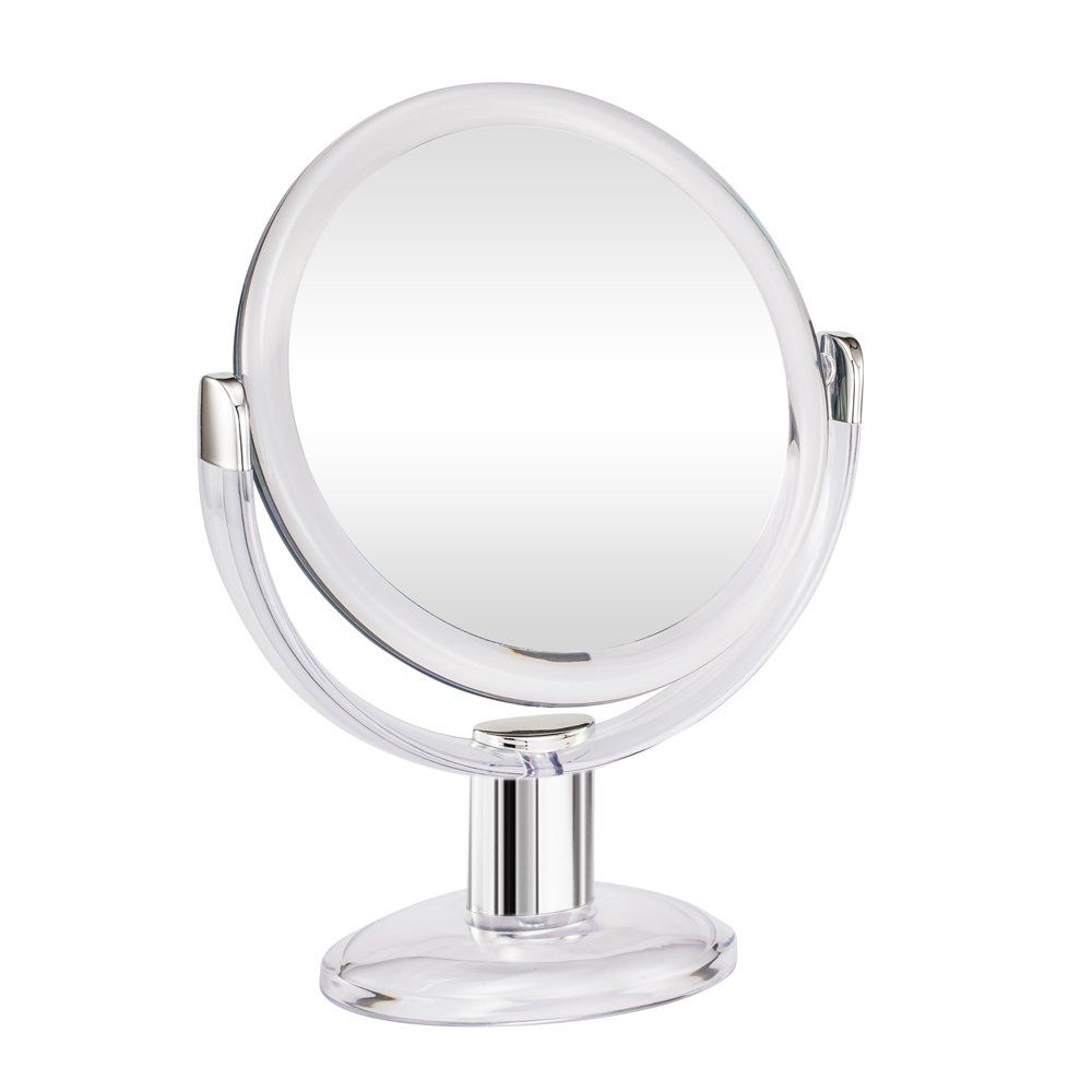 Gotofine Double Sided Magnifying Makeup Mirror 1x Bathroommirrors Makeup Mirror Makeup Mirrors Makeup Mirror With Lights