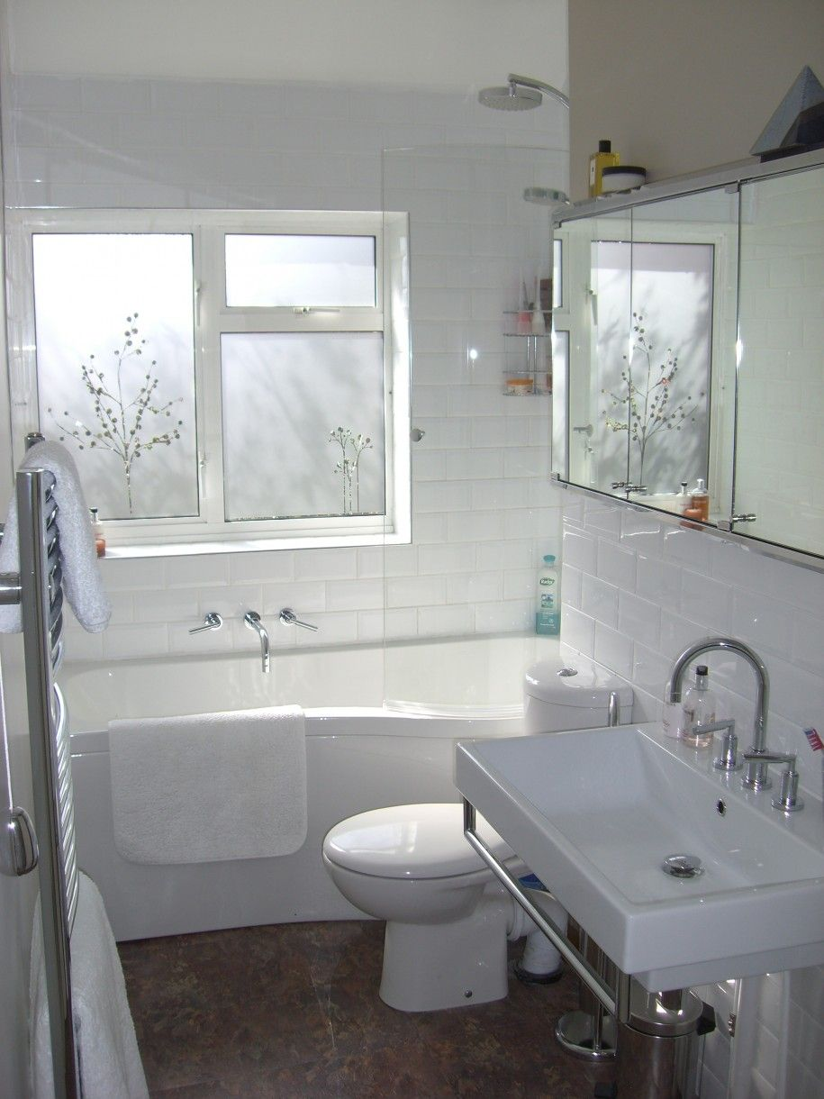 Bathroom Terrific White Bathroom Tile White Ceramic Washbasin White Tub Tempered Glass Window