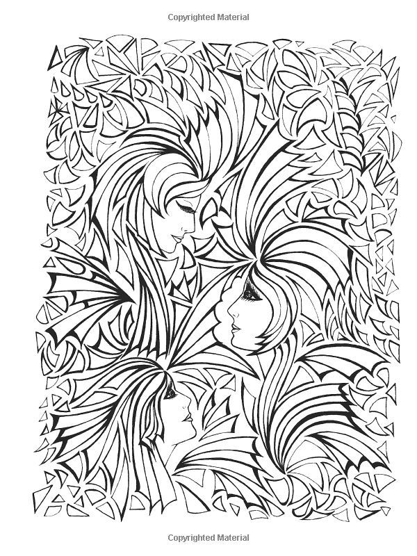 fancifu faces coloring pages Pesquisa do Google