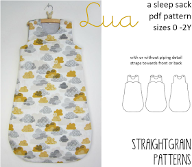 StraightGrain. A blog about sewing: patterns