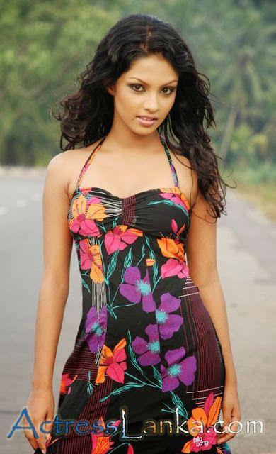 Sri lankan beauty girls