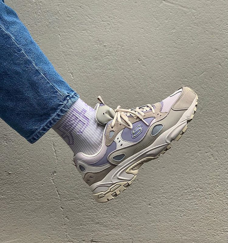 Skechers Stamina contic taupe 👟 Guess