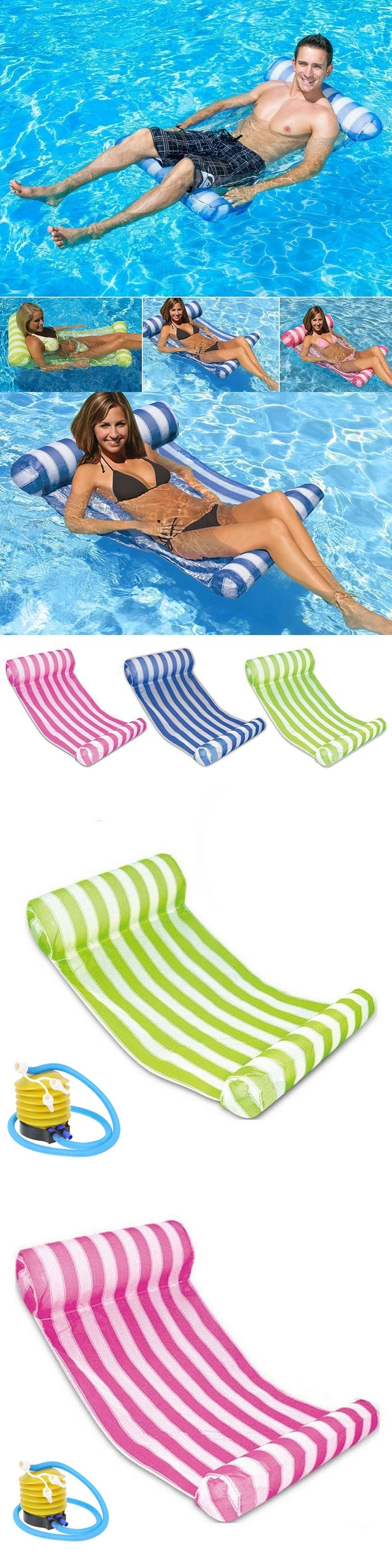chair lounge air sofa waterproof product aiwotowow lounger hammock water portable dream inflatable beach