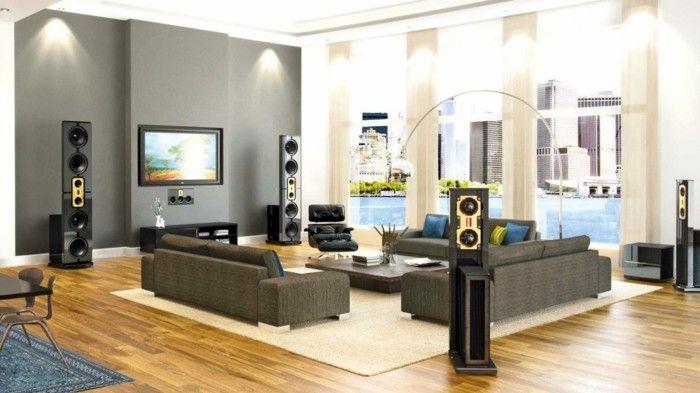 Moderne Einrichtungsideen Modell : Modernes wohnzimmer u einrichtungsideen designer