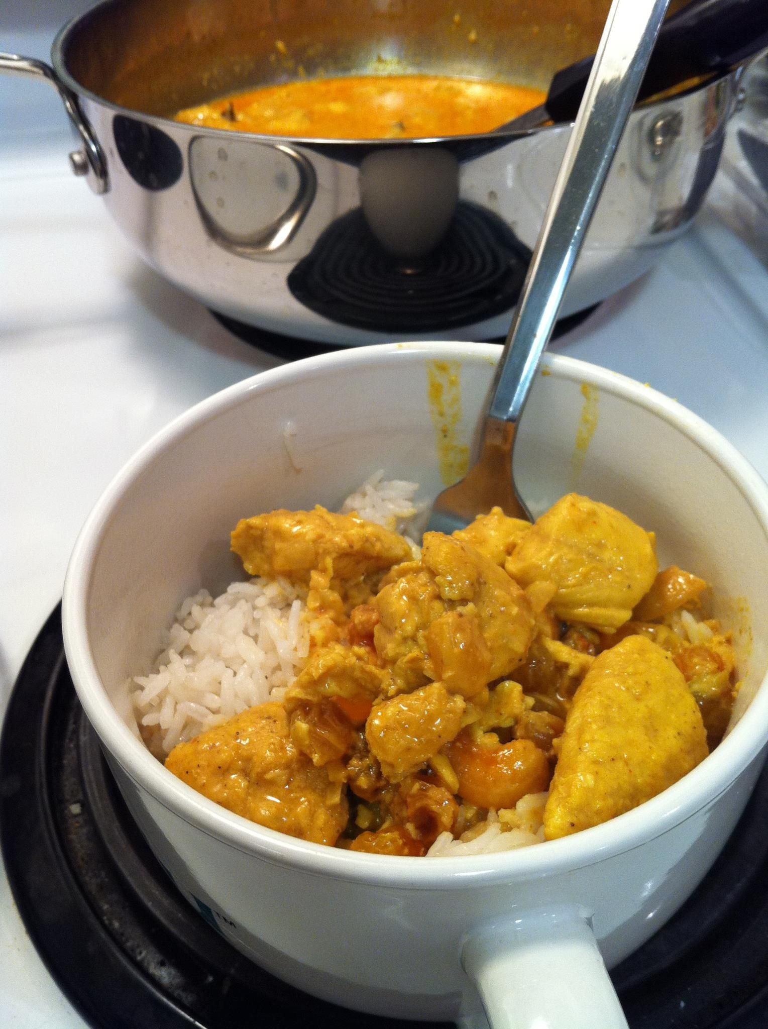 Indian chicken korma cooking pinterest indian chicken korma food i ve made find this pin and more on cooking by kfurry23 indian chicken korma forumfinder Images