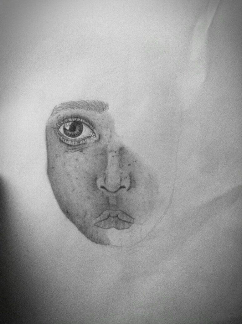 this is one of my most realistic drawings right now i am practicing