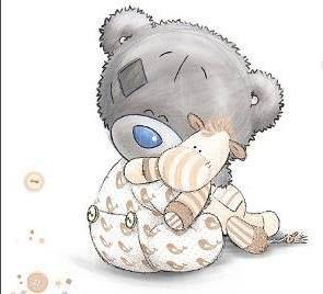 7db39d78d2 Osito tierno BB con pijama - Blue Nose