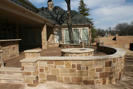 Google Image Result For Http://fortworthpatiosdeck.files.wordpress.com/ · Patio  StoneStone ...