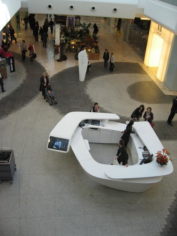 Information Desk Design westfield information desk | kiosk | pinterest | desks, reception