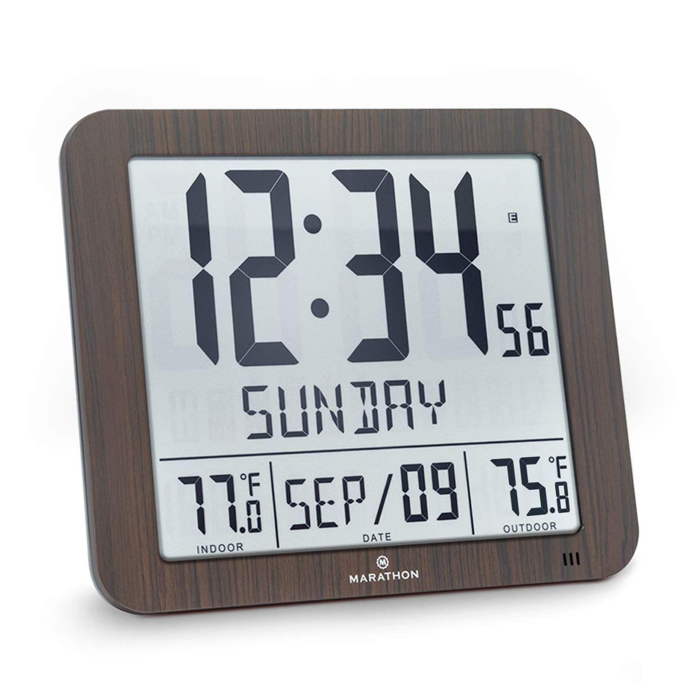 d4c86d4b01004474b9a8faad2d145ce1 - Better Homes & Gardens Digital Atomic Clock