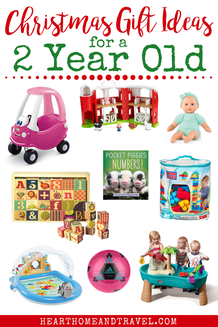 15 fun gift ideas for a 2 year old | best of heart, home & travel