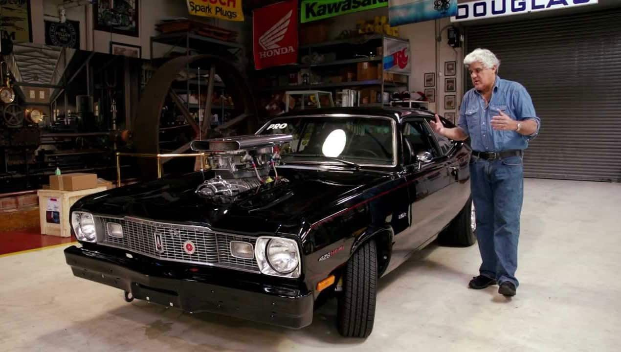 50 Top Cars In Jay Leno's Garage Page 36 of 51 Yeah