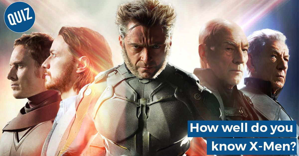 Can You Score 15 15 In This X Men Movies Quiz Days Of Future Past X Men Men Tv