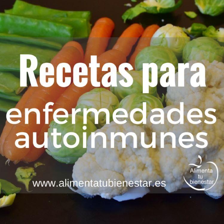 Dieta contra enfermedades autoinmunes