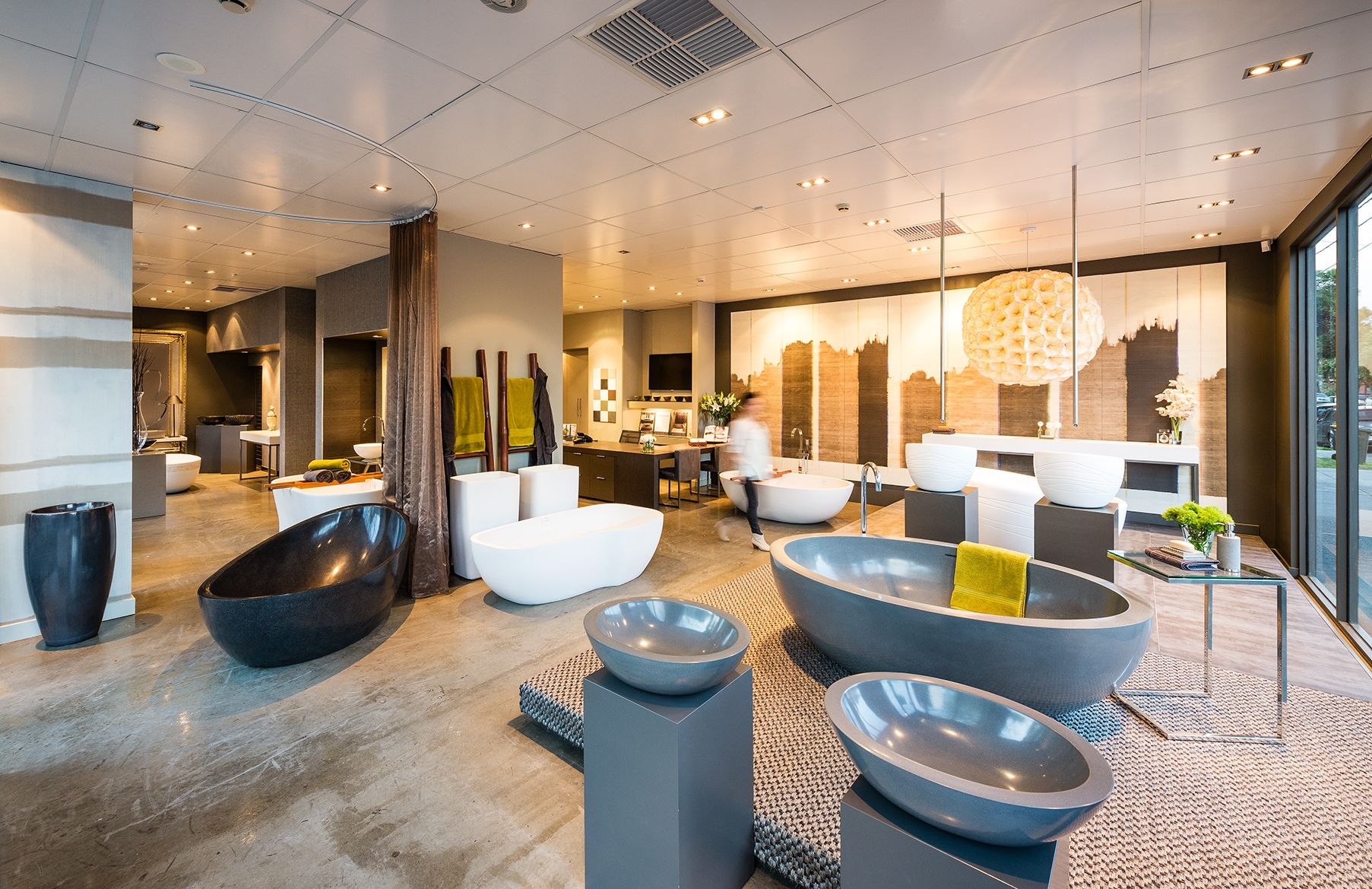 Bathroom trends for 2014 and beyond | Thiết kế, Showroom ...