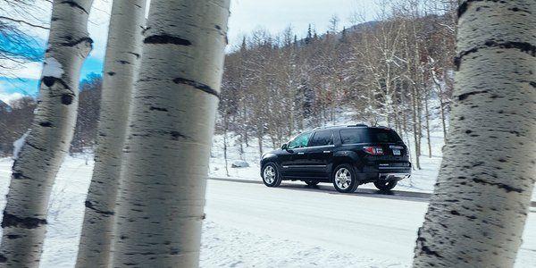 Winter Essentials List Acadia Denali S Remote Start Heated Front