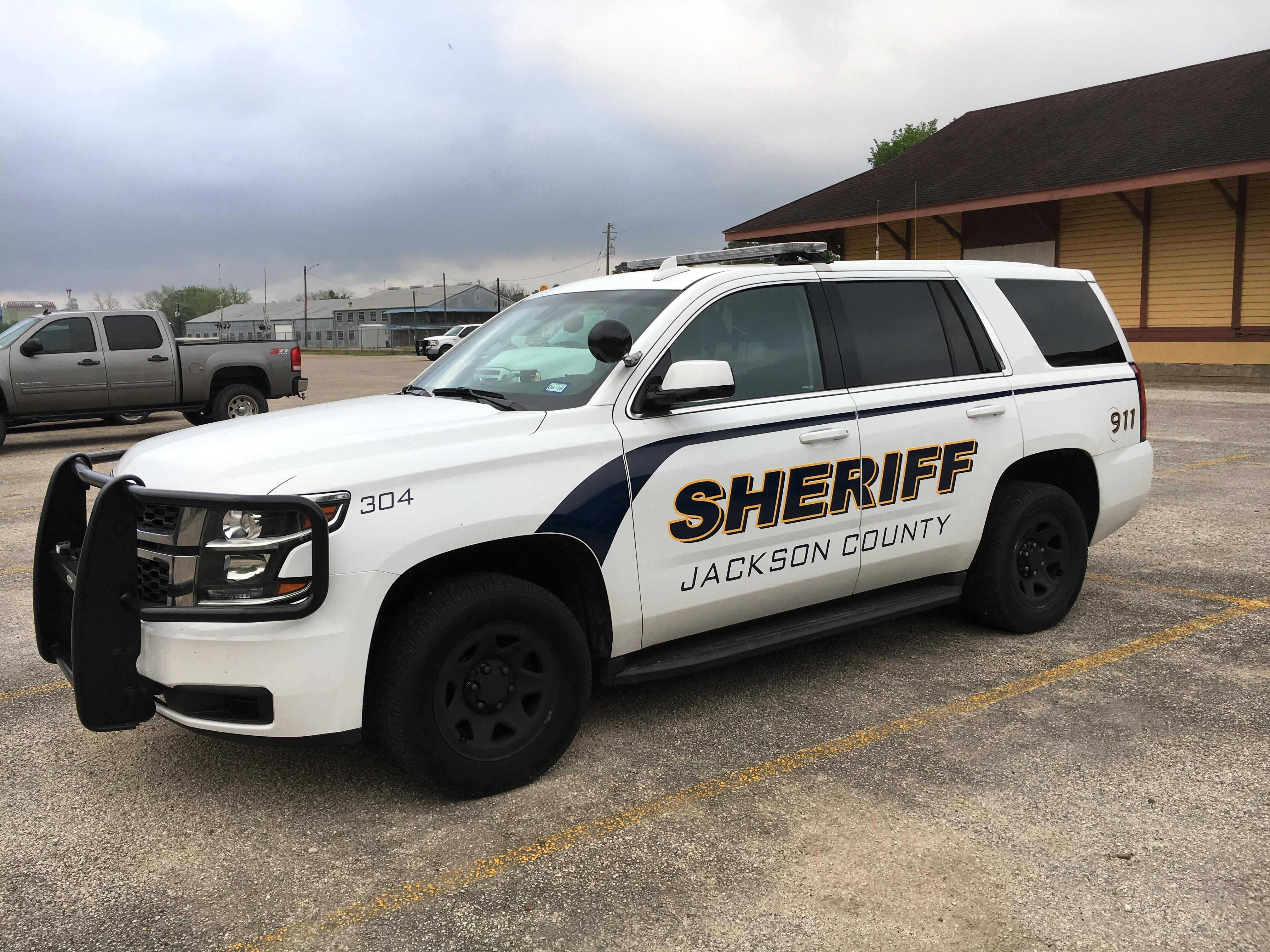 Jackson County Sheriff S Office Chevy Tahoe Texas Police