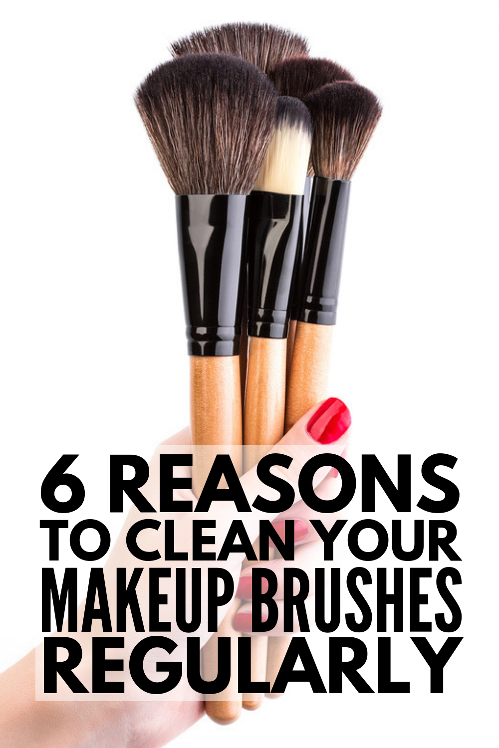 How to Clean Makeup Brushes The Right Way 14 Tips and