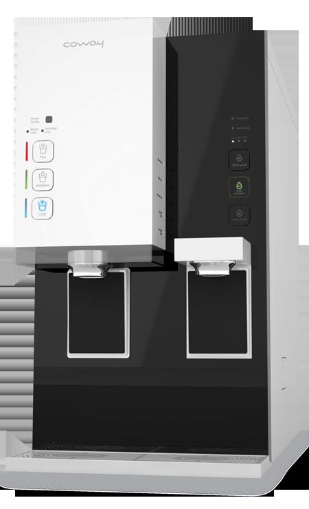 Water Purifier Hot Cold Filtered Water Dispenser Coway Malaysia Water Purifier Home Water Filtration Dispenser Design