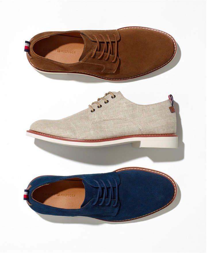 5ca0a58c1c09b8 Tommy Hilfiger Men s Garson Oxfords Men s Shoes