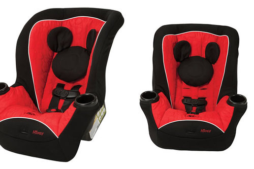 Disney Mickey Mouse APT Convertible Car Seat Reviewed
