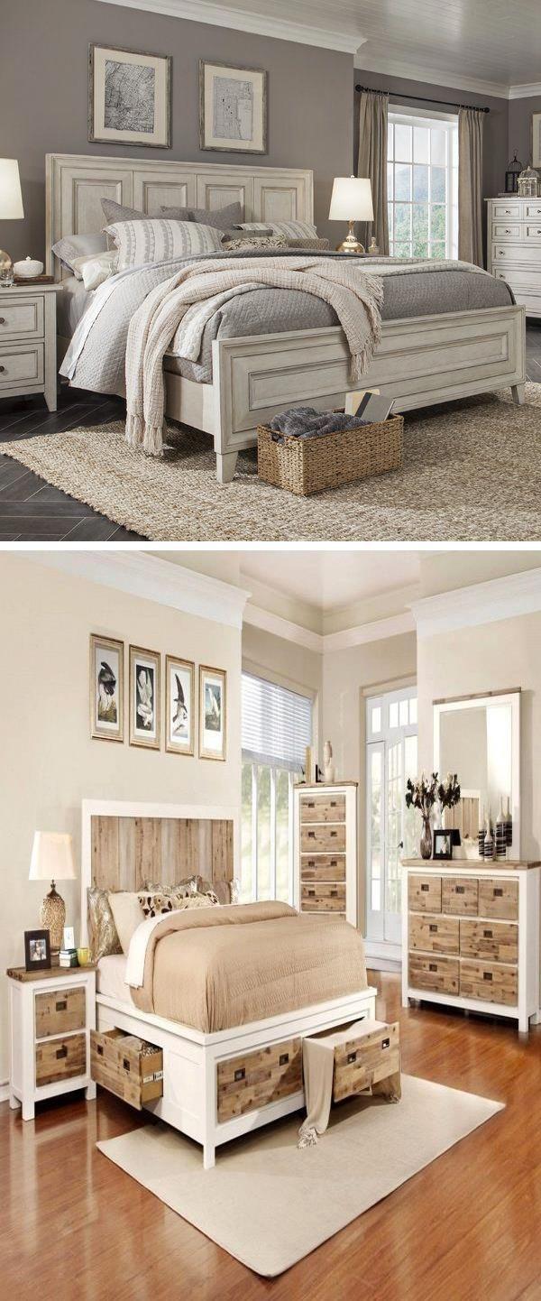 Rustic Bedroom Furniture Bedroom Set With Mattress Sale